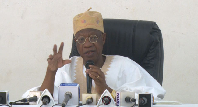 COVID-19: Nigerians Must Brace Up For Tougher Measures – Lai Mohammed