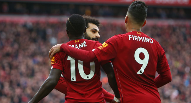 Liverpool Bounce Back To Beat Bournemouth