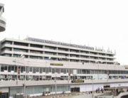 A file photo of the Murtala Muhammed International Airport.