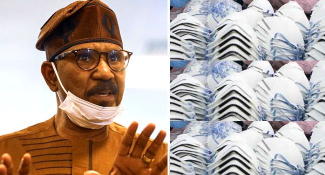 Coronavirus: Rushing To Buy Face Masks Is Totally Unnecessary, Mamora Tells Nigerians