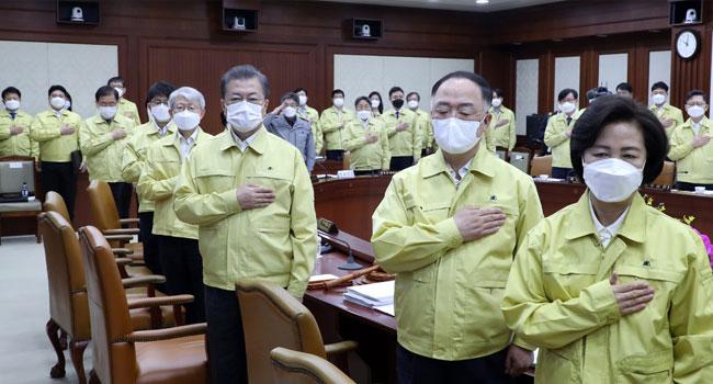 South Korea Declares 'War' On Coronavirus As Cases Exceed 5,000