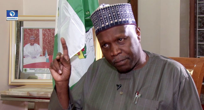 Gombe Governor Signs N107.3bn Revised 2020 Budget