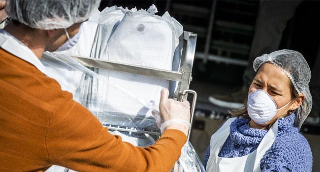 Netherlands' Coronavirus Cases Exceeds 10,000
