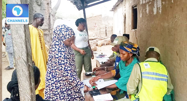 PHOTOS: Niger Rerun Election Witnesses Large Turnout, Peaceful Atmosphere