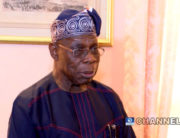 A file photo of former President Olusegun Obasanjo