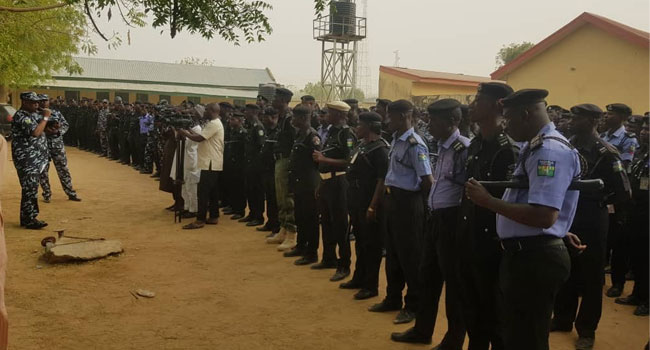 Police To Deploy Over 1000 Personnel Ahead Of Jigawa Rerun Election