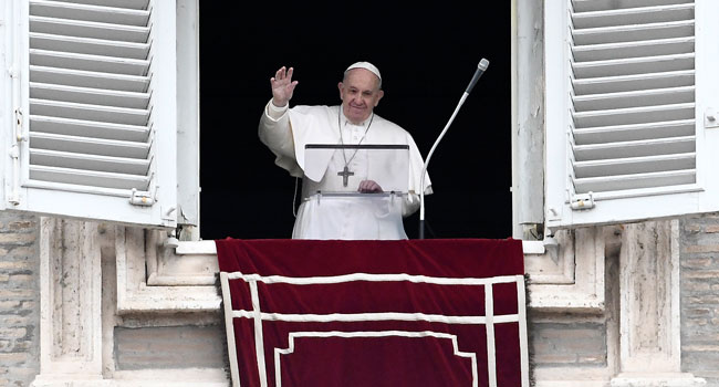 Vatican To Hold Easter Celebrations Without Congregation Due To Virus