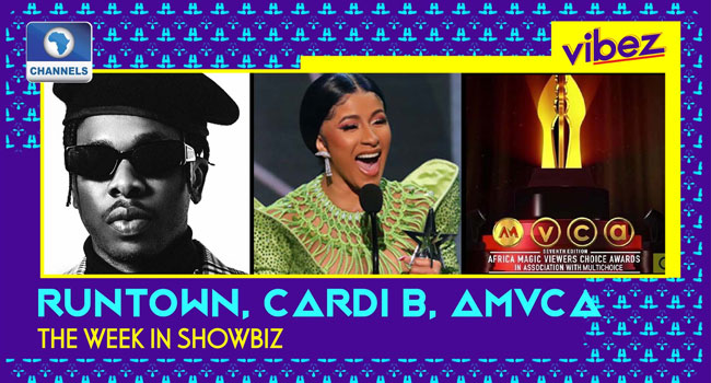 Vibez: Shocking News For AMVCA Attendees, Panicked Cardi B Goes Viral + More