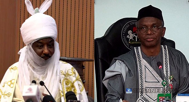 El-Rufai Appoints Deposed Kano Emir Into KADIPA Board