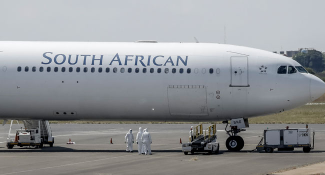 COVID-19: UK Imposes Travel Restrictions On South Africa Over New Variant