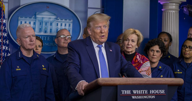 White House To Take Temperature Of All Visitors, Staff