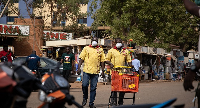 Burkina Faso Reports First Coronavirus Death In Sub-Saharan Africa