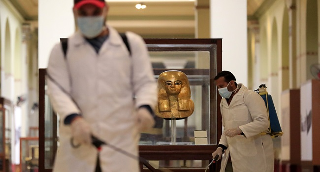 Coronavirus: Egypt imposes night-time curfew for two weeks class=
