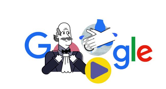 COVID-19: Google Doodle Honours Handwashing Pioneer Doctor Ignaz Semmelweis