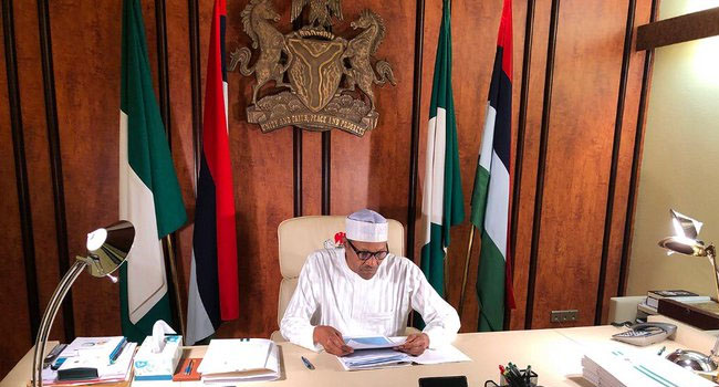 COVID-19: Buhari Not Flown Abroad – Presidency