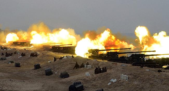 North Korea Fires Ballistic Missiles Amid Coronavirus Fears