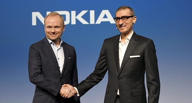 Nokia CEO Suri To Step Down In September