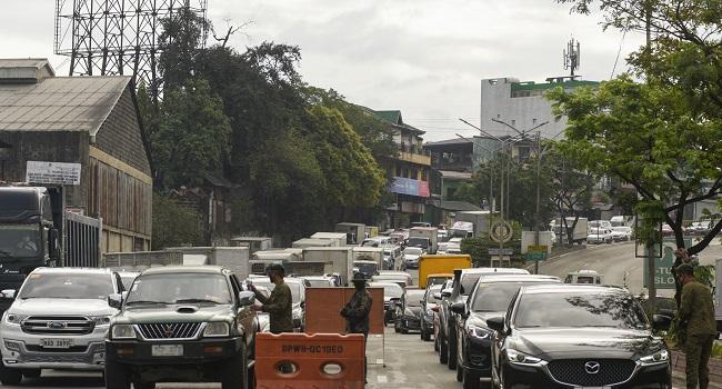 Philippines Suspends Stock Market Trade Over Coronavirus Fears