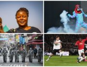 A combination of the best photos of the week ending March 6, 2020.