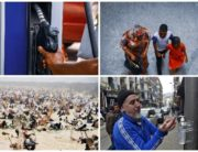 A combination of best photos for the week ending March 21, 2020.