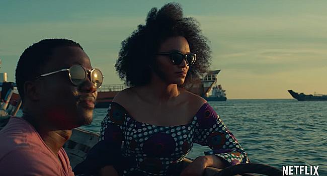 Netflix's Debut 'Made-In-Africa' Original Series, Queen Sono Makes Waves