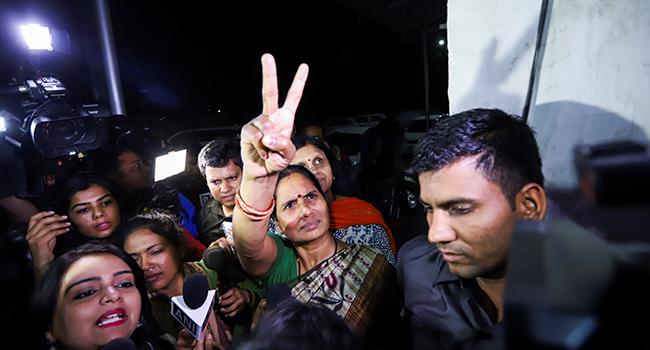 India Executes Four Men Over 2012 Bus Gang-Rape