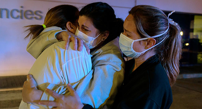 Spain Death Toll Hits 9,053 As Coronavirus Cases Pass 100,000