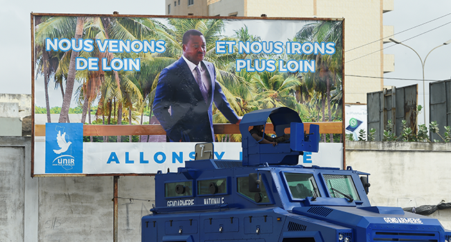 Togo Court Confirms President's Election Victory