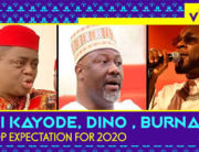 Vibez EP 11: Fani Kayode, Dino Set For Nollywood Debut, Burna Boy Drops Odogwu And More