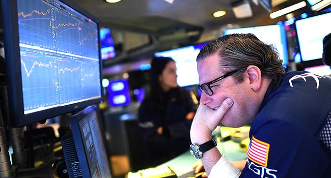 Wall Street Problems Grow As Oil Prices Tumble