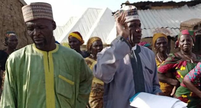 Borno Govt Delegation Visits Parents Of Chibok Girls, Donates N5.6m