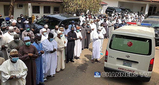 There Will Be No Condolence Visits For Abba Kyari – Presidency