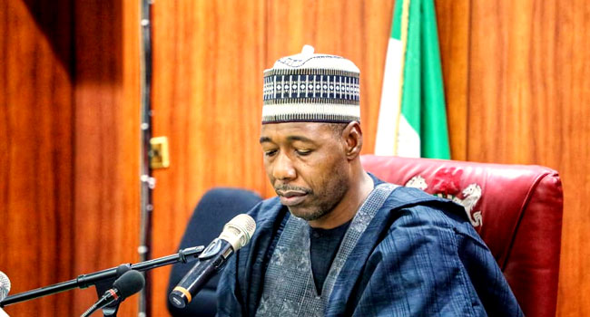 Zulum Appoints Retired General As Special Adviser On Security Affairs
