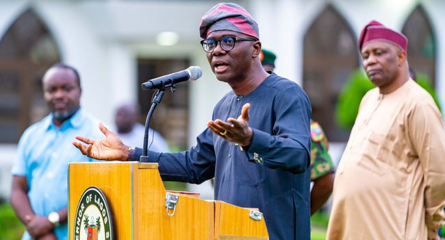 Lagos Govt Seals 22 Buildings For Lack Of Building Permits