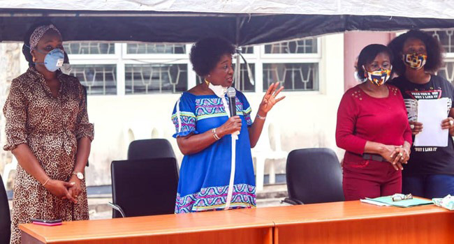 COVID-19: If We Are Not Careful, Hunger Will Kill People, Obaseki's Wife Warns