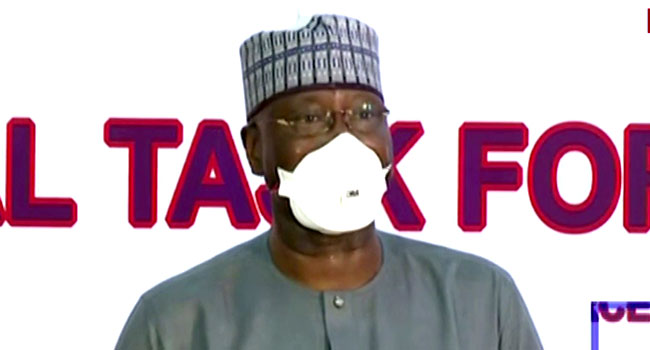SGF Calls For Unity, Says COVID-19 Fight Is For All Nigerians