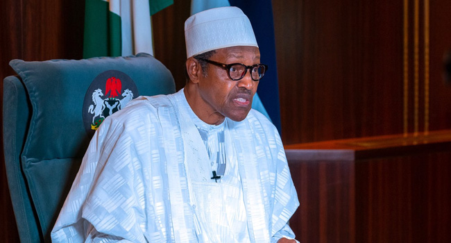 Buhari Sympathises With Adamawa Governor Over Mother's Death