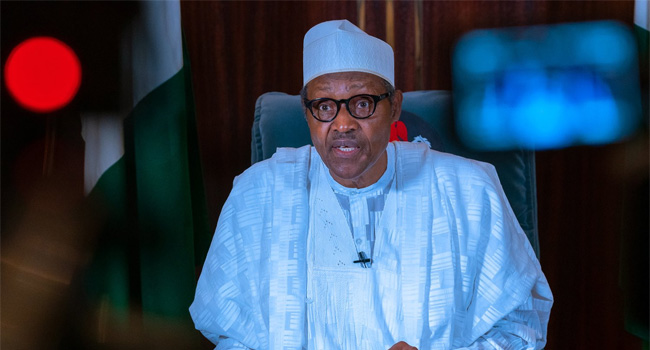 Buhari Praises Nigerian Media Amid COVID-19 Fight