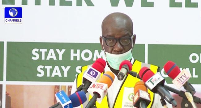 Edo Ready For Governorship Election Despite COVID-19, Says Obaseki