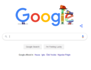 Google is saying thank you to all coronavirus helpers with a series of Google Doodles over the next two weeks.