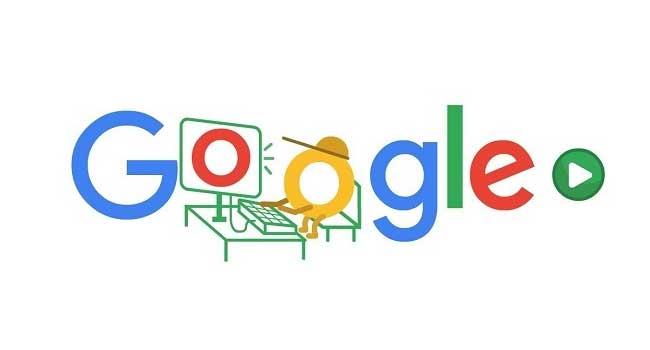 Popular Google Doodle Games Return To Keep People Entertained During Lockdown