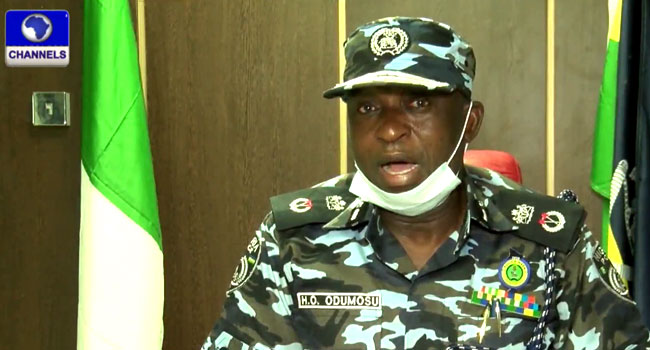Lagos East Bye-Election: Police Restrict Movement, Call For Peaceful Conduct