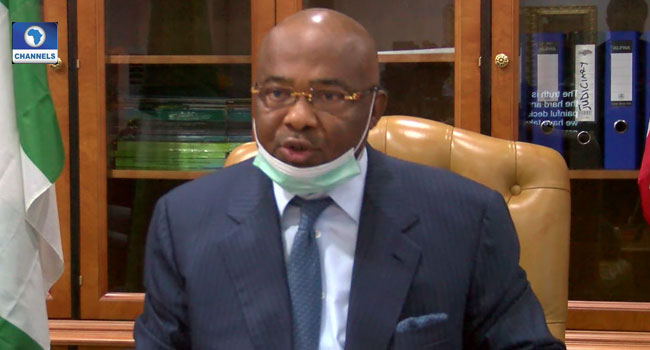 Imo Governor Signs Two New Bills Into Law