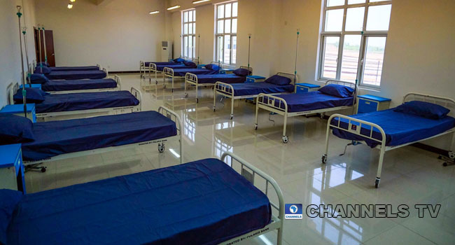COVID-19: Taraba Govt Commissions 100-Bed Space Isolation Centre