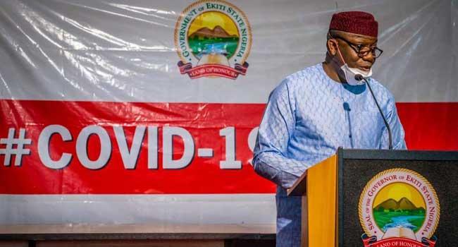 Ekiti Govt Unveils COVID-19 Response Website