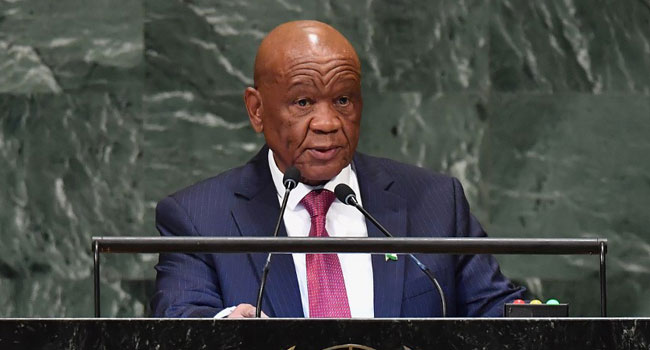 Lesotho's Embattled PM Sends Army Into Streets To 'Restore Order'