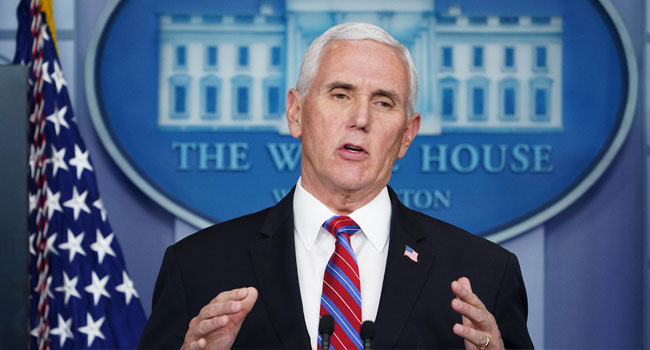 US Vice President Mike Pence To Attend Biden Inauguration – Reports