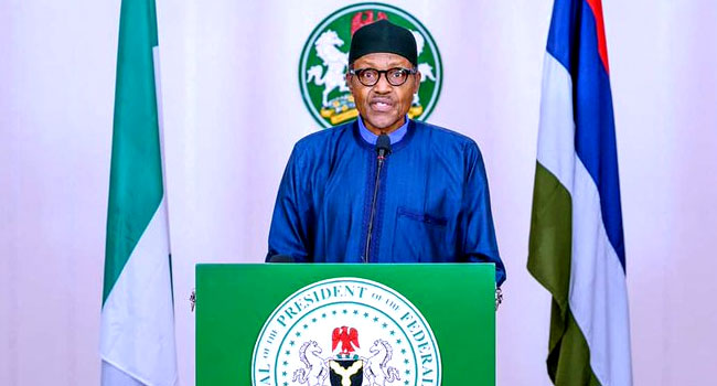 Major Takes From President Muhammadu Buhari's Nationwide Broadcast On COVID-19