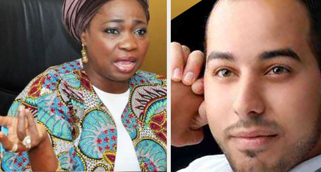 Lebanese Who Advertised Nigerian Lady For Sale Arrested – NIDCOM