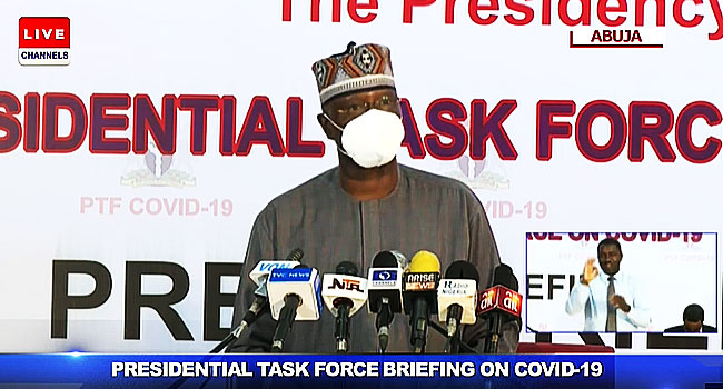 Gradual Easing Of Lockdown Will Continue For Another 2 Weeks, Says Presidential Task Force
